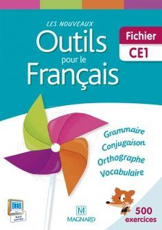 Les Nouveaux Outils pour le Français CE1 - Fichier