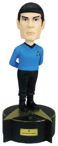 Bif Bang Pow Star Trek Bobble Head Spock