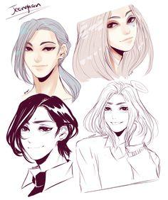 #junghan. #jeonghan. #seventeen. #fanart. #kpop. #세븐틴. #정한.