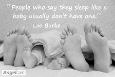It's true!....#parents #baby #sleep #motherhood #quotes