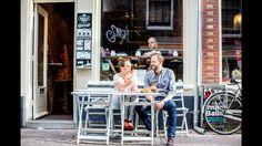 Prewed shoot in Amsterdam, Holland