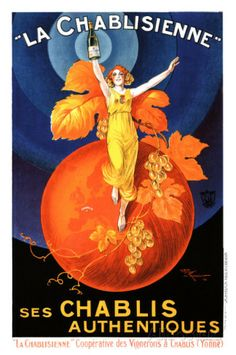 La Chablisienne Giclee Print by Henry Le Monnier at AllPosters.com