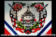 Google Image Result for http://www.tattooartists.org/Images/FullSize/000247000/Img247624_battleship.jpg