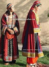 A look at traditional Afghanistan clothing