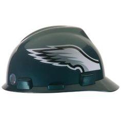 Philadelphia Eagles Hard Hat - gift idea for the hubby
