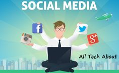 How to Be More Productive on Social Media {Infographics}