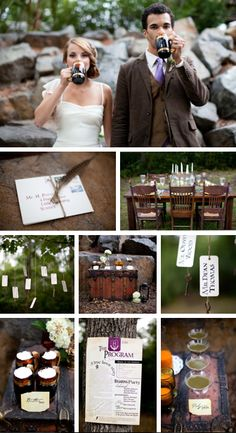Harry Potter Wedding...no intentions of getting married soon BUT ONE DAY THIS SHALL BE MINE!