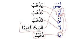 Free Arabic through stories Level 1 - Class 32 - negating لمْ
