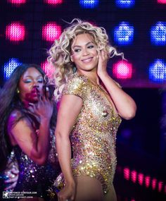 Beyonce MCWT
