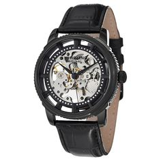 Winchester Skeleton - Stuhrling Men - Timepieces - SA's #1 Shopping Boutique