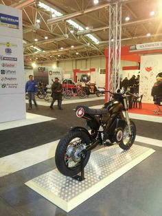 Rondine Motor full electric motorcycle..awesome