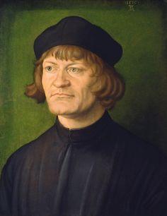 'Portrait of a Clergyman', 1516 - El genio de Durero - 20minutos.es