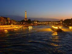Paris, the beautiful city of lights