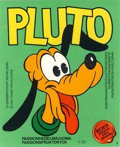 Pluto limsa, Finland