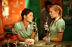 Maria and Liz #Roswell