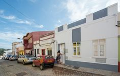 Casa da Lila is located in a cosy street where only Portuguese people live