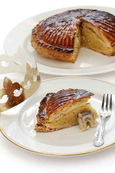 Traditionele driekoningentaart http://njam.tv/recepten/traditionele-driekoningentaart