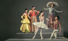 ireah: From the Royal New Zealand Ballet production of Cinderella.