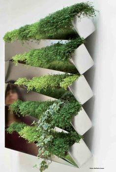 Miroir en Herbe - Modern Herb Garden in Rockridge, Oakland, CA, USA ~ Krrb