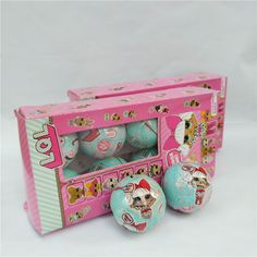 Cheap doll toys, Buy Quality doll toy kids directly from China lol toy Suppliers: 8pcs/set LOL Dolls Baby Magic Funny Removable boneca Egg Ball Doll Toy Educational Novelty Kids Unpacking Dolls for gift