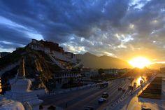 Potala Palace | པོ་ཏ་ལ | 布达拉宫 in 拉萨, 西藏