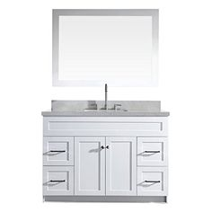 "Ariel Bathroom Vanity Hamlet 49"" Inch Single Sink Vanity ... https://www.amazon.com/dp/B06Y3RQNYH/ref=cm_sw_r_pi_dp_U_x_YVYFAbGZ0D4C5"