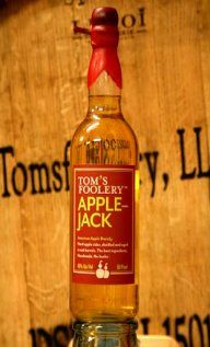 George Washington loved it, so did Abe Lincoln and Ben Franklin....Apple Jack is pretty delicious stuff! This one by Tom's Foolery  is made right around the corner from me in Chagrin Falls Ohio and is DELICIOUS. You'll be lucky if you can get any, but you still should try!