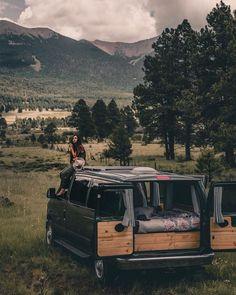 Van Life, Kombi Home, Applis Photo, Van Living, Camper Life, Travel Aesthetic, Motorhome, The Great Outdoors, Adventure Travel