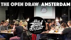 The Open Draw Amsterdam (Amsterdam, Netherlands) Amsterdam, Archive, Drawing, Sketches, Drawings, Draw