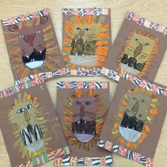african art projects for elementary - Google Search