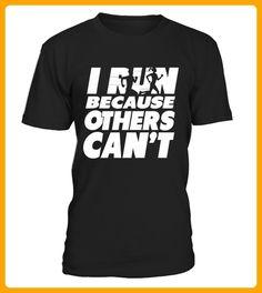 I Run Because Others Cant - Shirts für neffen und nichten (*Partner-Link)
