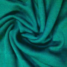 Malacite Wool Rib Knit