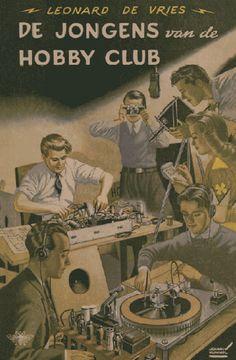 Leonard de Vries, De jongens van de hobby club · dbnl