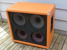 Diy Custom 2x12 Guitar Speaker Cabinets Amplifiers In