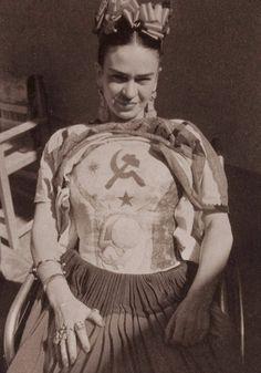 Frida Kahlo, fotografía Florence Arquin 1941
