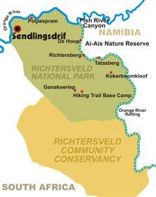 Sendlingsdrif:  Richtersveld National Park, Mountain Desert, Orange River Rafting