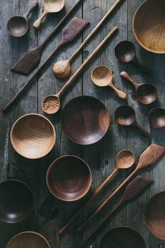 Combining traditional techniques with contemporary design, Max and Abigail create products that celebrate craftsmanship in the modern home. Tactile hand carved wooden spatula, made from reclaimed Walnut. An elegant shape that can withstand daily use in the kitchen as Walnut is a particularly hard and robust wood.