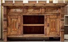 Tin Mine Buffet , handcrafted by  Foxden Furniture