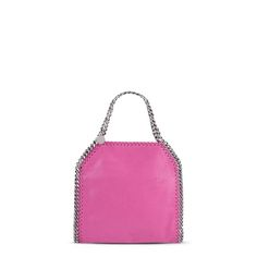 Shop the Hot Pink Falabella Mini Tote by Stella Mccartney at the official online store. Discover all product information.