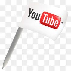 Youtube Logo Png, Logo Background, Symbols, Google, Glyphs, Icons