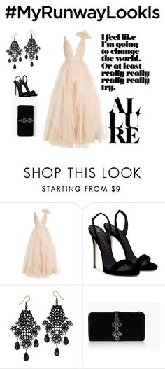 """Retro allure"" by marzy2shine on Polyvore featuring moda, Jovani, Giuseppe Zanotti e Dsquared2"
