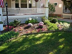 Small Front Yard Landscaping Ideas .