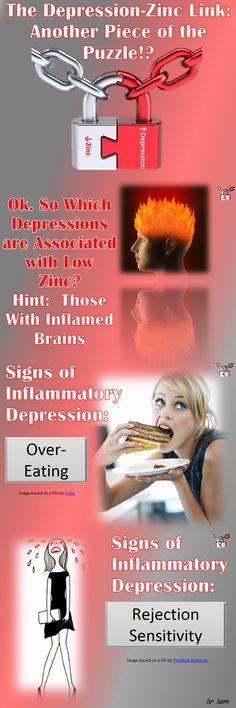 The #Depression - #Zinc Link