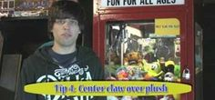 How to Win a claw machine game in any arcade and become a skilled clawer « Cons