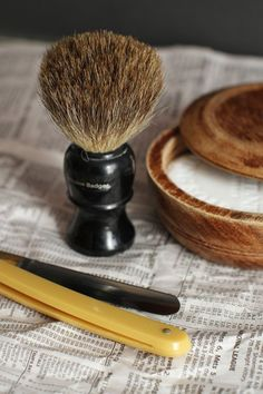 How To Clean a Shaving Brush — Apartment Therapy Tutorials   Apartment Therapy