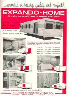1959 Budger Expando Home