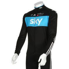 Wiggle   Team Sky Long Sleeve Jersey - 2012 Team Jerseys