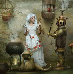 Surrealismo Mágico - Vladimir Fedotko