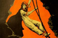 Even before women won the right to vote, a slew of films from the early-20th century featured heroines who chased danger and adventure.