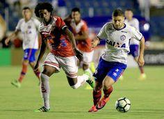 Blog Esportivo do Suíço: Bahia vence o Sergipe e avança na Copa do Brasil